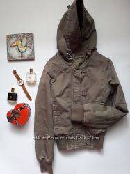 Парка утеплена курточка з уютним капюшоном LTB  р. М