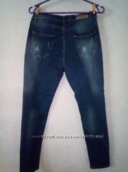 57bf4effe670c Цена снижена Турция, оригинал, джинсы Американка Blue Jin полубатал 33р.