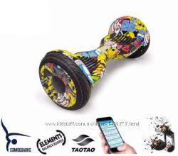 Гироскутер RZ-Board 10, 5 самобаланс APP TAO TAO гироборд Магазин