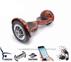 Гироскутер RZ-Board 10 самобаланс APP TAO TAO гироборд Магазин