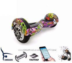 Гироскутер RZ-Board 8 самобаланс APP TAO TAO гироборд Магазин