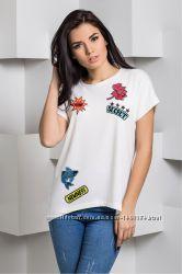 CП женские футболки, комплекты, свитшоты от Oldisen