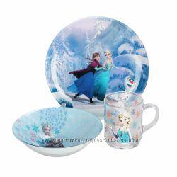Наборы детской посудыLuminarc с героями мультиков Disney