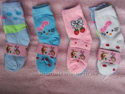 Детские носки на девочку размер 20-29