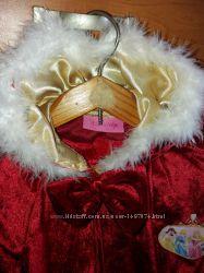 Сдам на прокат . фирменнеый костюм красной шапочки. принцессы Авроры. Сост