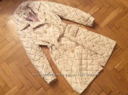 Пальто плащ Burberry S M тренч Куртка С М