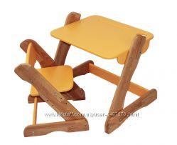Столик и стульчик Карапуз