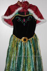 Карнавальное платье Анны взрослое