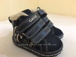 Зимние ботиночки Geox