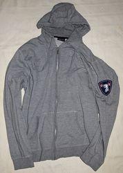 Куртка кенгурушка с капюшоном Real Men