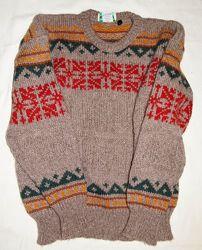 Свитер шерстяной Highland Craft Шотландия