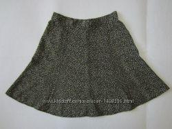 Красивая шелковая юбка