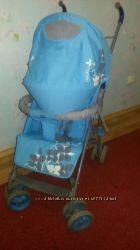 Продам прогулочную коляску трость