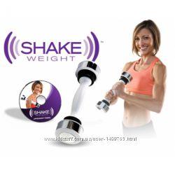 Виброгантель женская тренажер для рук SHAKE WEIGHT