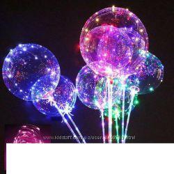 Воздушный светящийся шарик Bobo