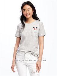 футболки  old navy  m. l