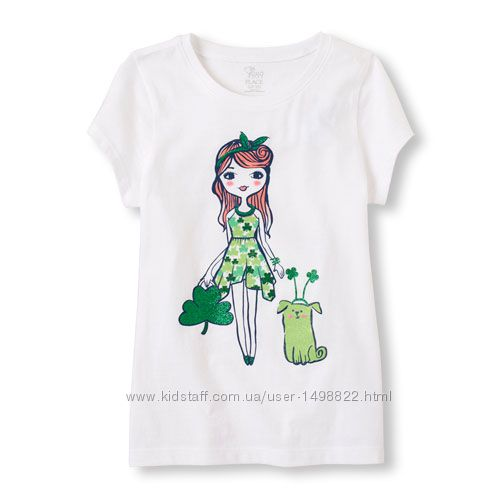 футболки CHILDRENS PLACE. L, XL