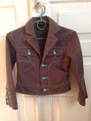 Пиджак размер 134