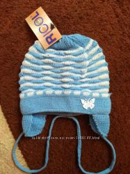 Новая деми шапочка очень красивой вязки