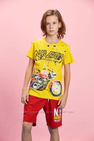 Стильные футболки для мальчика Венгрия