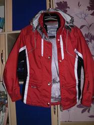 Куртка термо лыжная зимняя Spyder Thinsulate Размер S-M оригинал