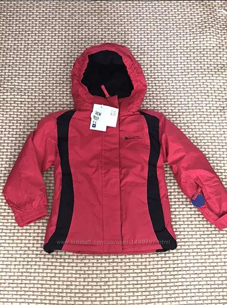 Зимняя куртка Mountain Warehouse 5-10 лет фиолетовая розовая