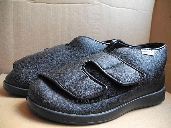 Ортопедическая обувь ботинки Varomed Р. 43 44. Стелька 28, 5  Новые