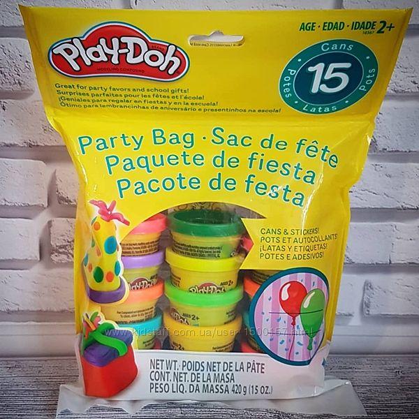 Мягкий пластилин Play Doh