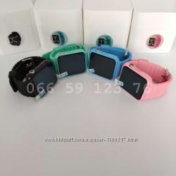 Smart Baby Watch V7K - Новинка для старших детей GPS Bluetooth карта памяти