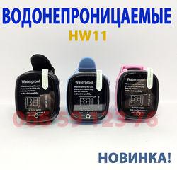 Новинка 2019 Smart Baby Watch HW11 Умные детские часы с GPS трекером