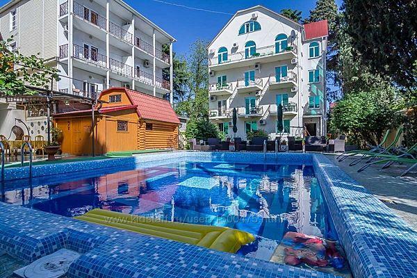 Адлер снять жилье для отдыха в Сочи