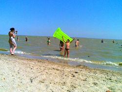 Ейск отдых с детьми на Азовском море недорого