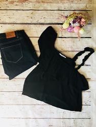 Блуза топ женская Pull and Bear S, L