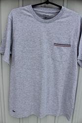 Мужская футболка LACOSTE оригинал из США.