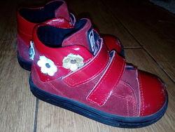 Демисезонные ботиночки Minimen. Размер 24