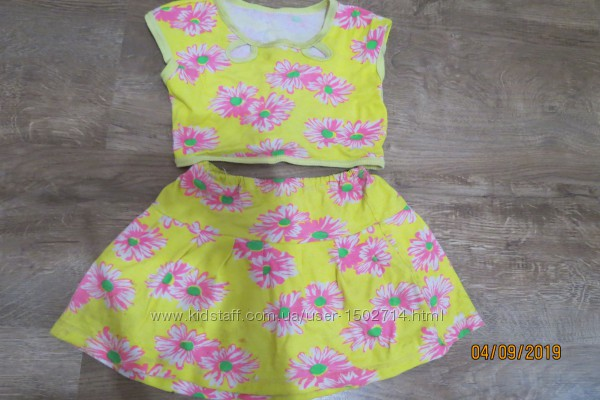 Платья для девочки 1, 5-2, 5 лет