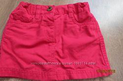 Фирменная стильная юбка 1, 5-2 года