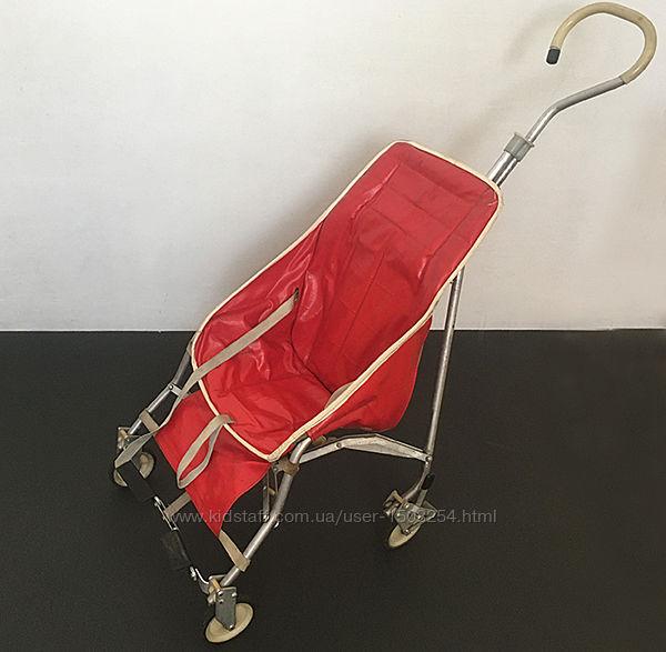 Детская коляска-трость.