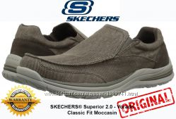 Мокасины SKECHERS Superior 2. 0 - Vorado  original