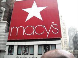 Выкуп с сайта мультибрендового универмага Macys