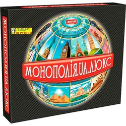 Гра настільна Монополія люкс Ost