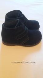 Ботинки ортопедические замшевые демисезонные Bistfor для мальчика, р-р 25.
