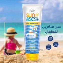 Солнцезащитный крем для детей SPF50