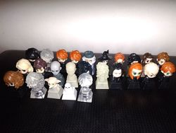 Полная коллекция фигурок Harry Potter