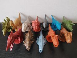 Полная коллекция динозавров Dino-mixes Varus