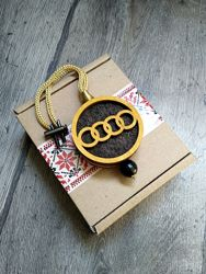 Арома-подвеска для авто Audi