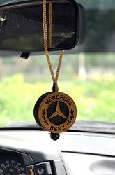 Арома-подвеска для авто Mercedes-Benz