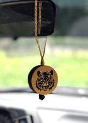 Арома-подвеска для авто Тигр