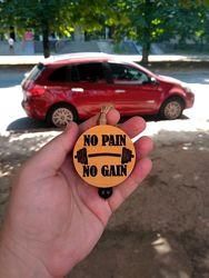 Арома-подвеска для авто No pain - No gain