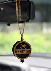 Арома-подвеска для авто Wrestling